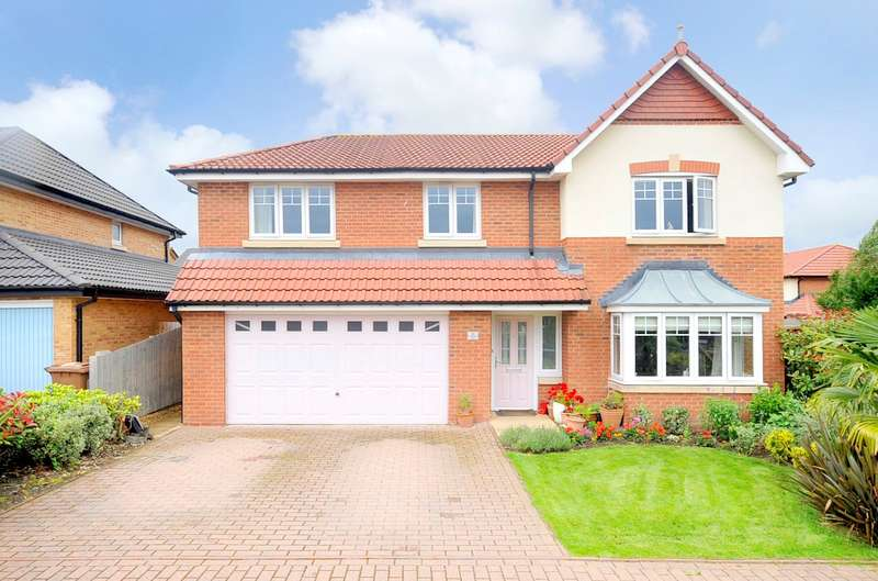 5 Bedrooms Detached House for sale in Chelford Road, Eccleston, St Helens, WA10
