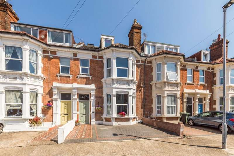 5 Bedrooms Terraced House for sale in St. Ronans Avenue, Southsea, PO4