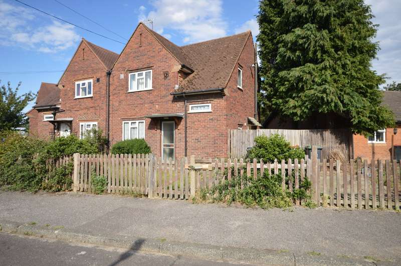3 Bedrooms Semi Detached House for sale in Vauxhall Crescent, Canterbury, CT1
