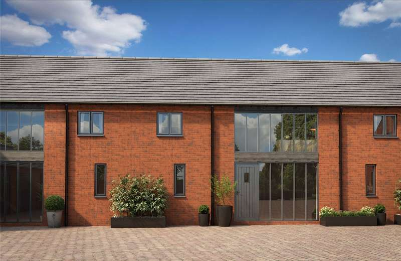 4 Bedrooms Mews House for sale in 4 The Orchard, Harvington Lane, Norton