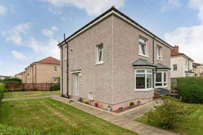 3 Bedrooms Semi Detached House for sale in Ardmillan Street, Carntyne, Glasgow