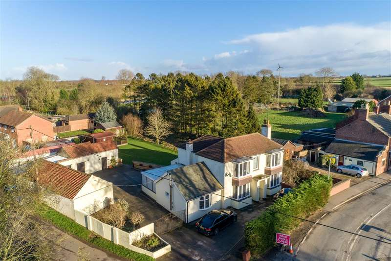 4 Bedrooms Detached House for sale in Great Steeping, Spilsby