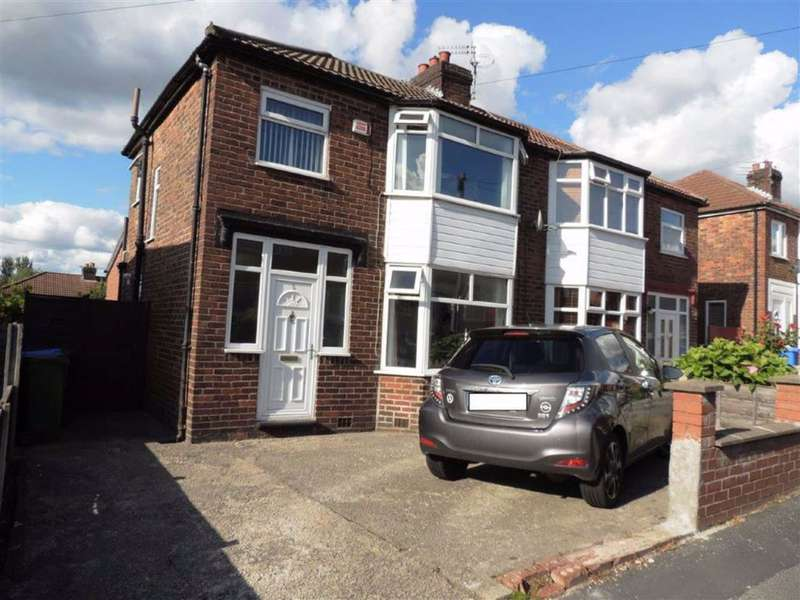 3 Bedrooms Semi Detached House for sale in Briarwood Avenue, Droylsden, Manchester