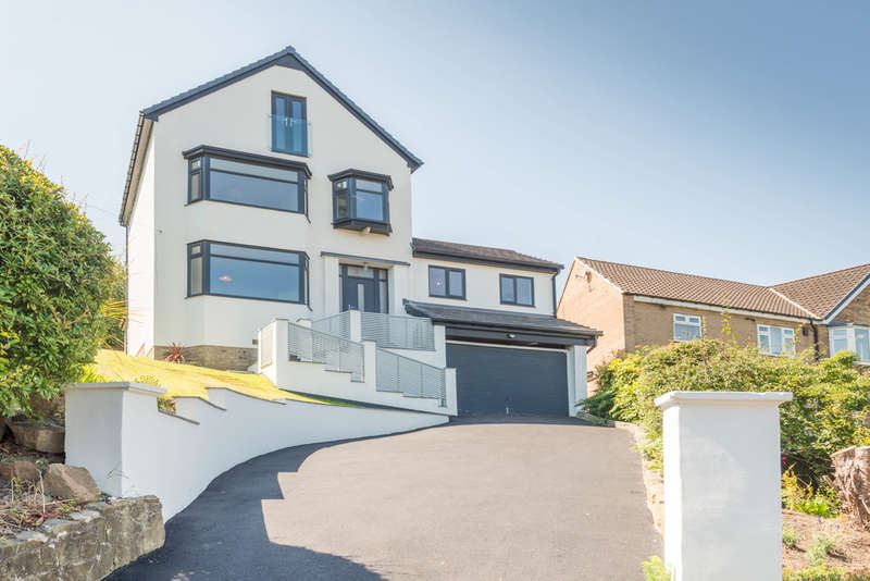 4 Bedrooms Detached House for sale in Prospect Road, Bradway