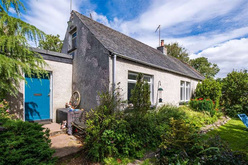 3 Bedrooms Detached House for sale in Newhill Cottage, Kennels & Cattery, Glassarts, Auchtermuchty, Cupar, Fife, KY14