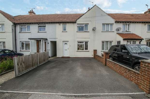 4 Bedrooms Terraced House for sale in Burns Road, EASTLEIGH, Hampshire