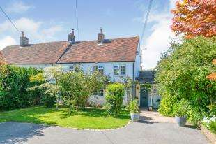 4 Bedrooms End Of Terrace House for sale in Spring Cottages, Broad Oak, Heathfield, East Sussex