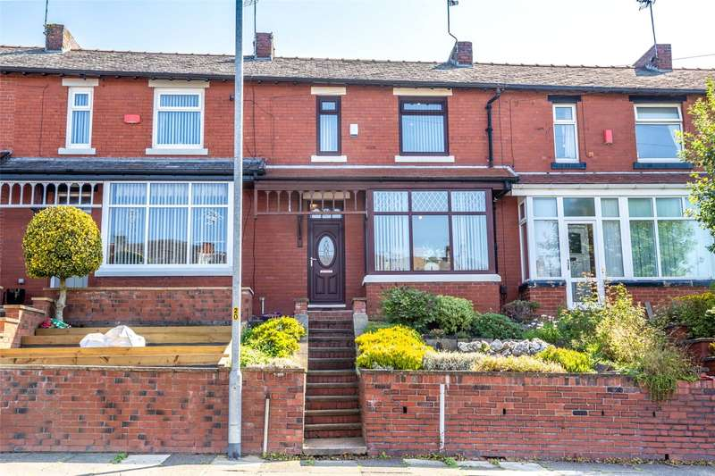 3 Bedrooms Terraced House for sale in Stamford Road, Lees, Oldham, Greater Manchester, OL4