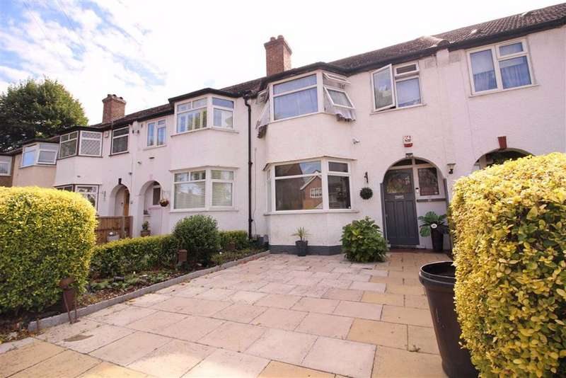 3 Bedrooms Terraced House for sale in Pelham Road, Beckenham, BR3