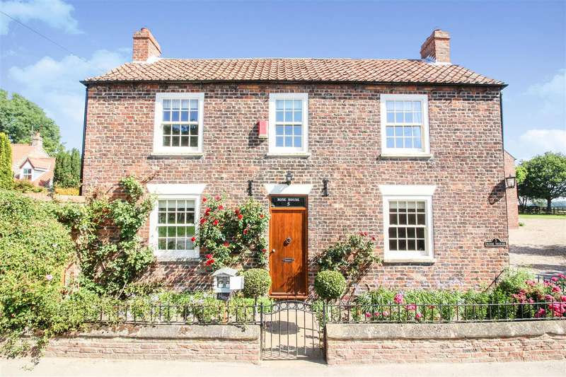 5 Bedrooms Detached House for sale in Lockington Road, Lund, Driffield