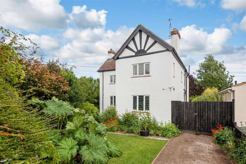 4 Bedrooms Detached House for sale in Sunray, Newport Road, Emberton
