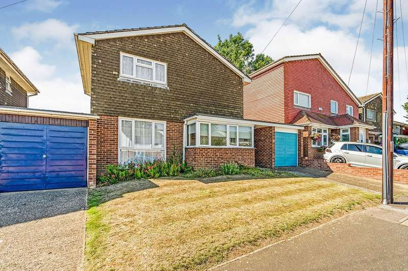 3 Bedrooms Detached House for sale in Queendown Avenue, Gillingham, Kent, ME8