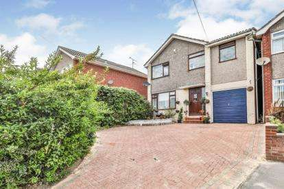4 Bedrooms Detached House for sale in Bowland Drive, Chapeltown, Sheffield, South Yorkshire