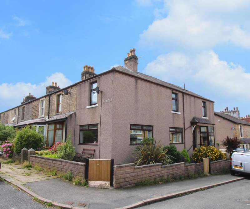 4 Bedrooms End Of Terrace House for sale in Brunton Road, Lancaster