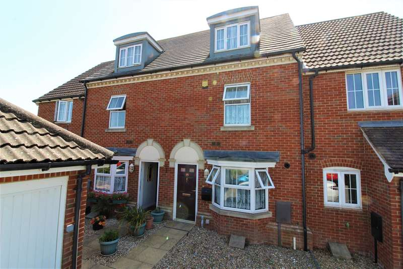 3 Bedrooms Terraced House for sale in Chartfields, Ashford, TN23 3GN
