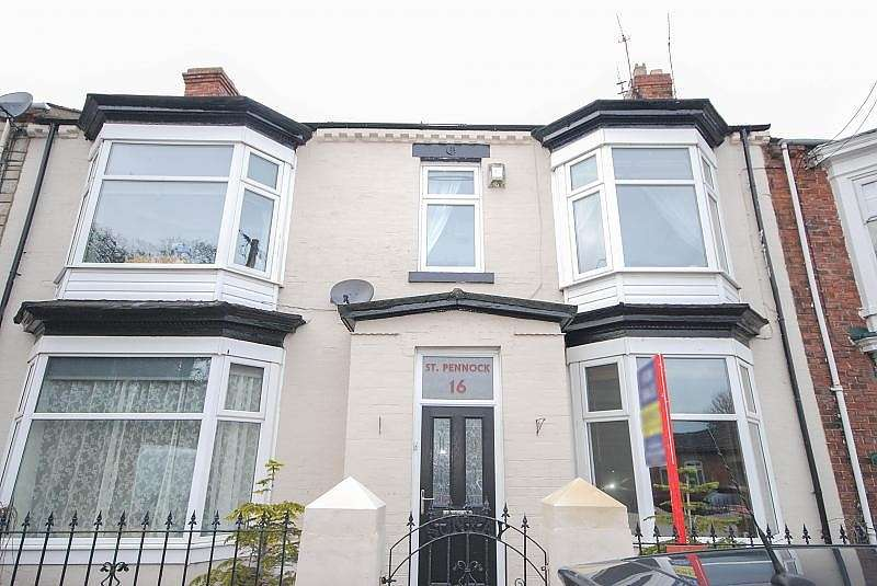 5 Bedrooms Terraced House for sale in Grey Terrace, Ryhope Village