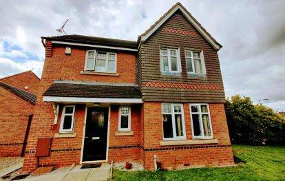 4 Bedrooms Detached House for sale in Ullswater Road, Wythenshawe, Manchester, Greater Manchester