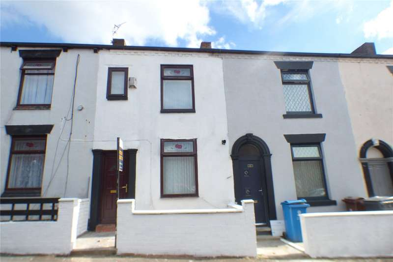 4 Bedrooms Terraced House for sale in Monmouth Street, Oldham, Greater Manchester, OL9