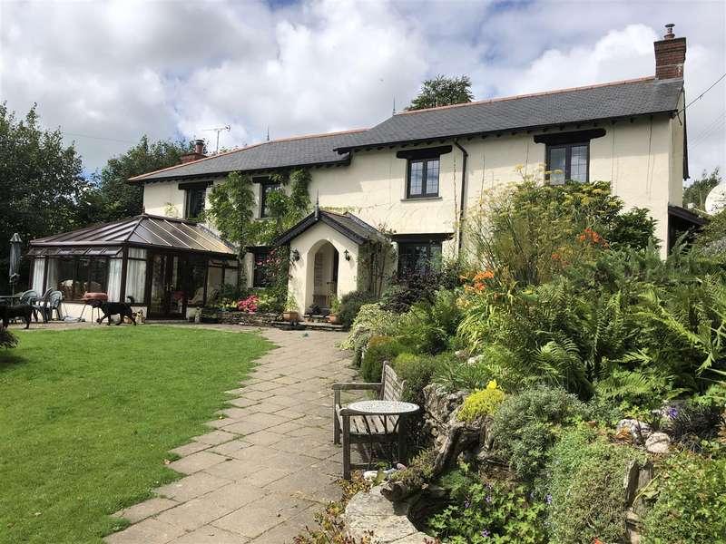 4 Bedrooms Property for sale in Barnstaple