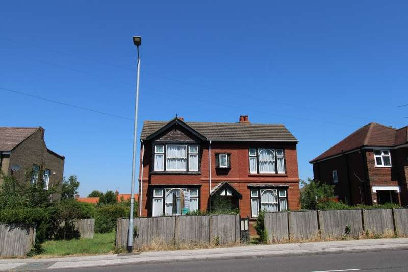 3 Bedrooms Detached House for sale in 262 Normanston Drive, Lowestoft, Suffolk