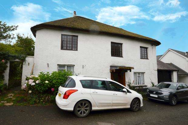 4 Bedrooms Semi Detached House for sale in Fore Street, Morchard Bishop, Crediton, Devon