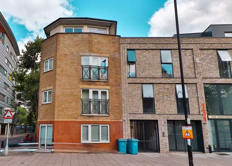2 Bedrooms Property for sale in Alscot Road, London