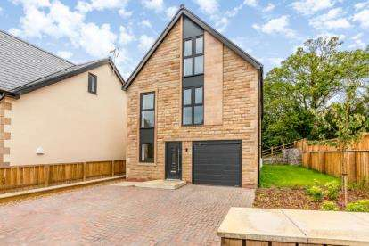4 Bedrooms Detached House for sale in St Thomas Close, Wheatley Lane, Barrowford, BB9