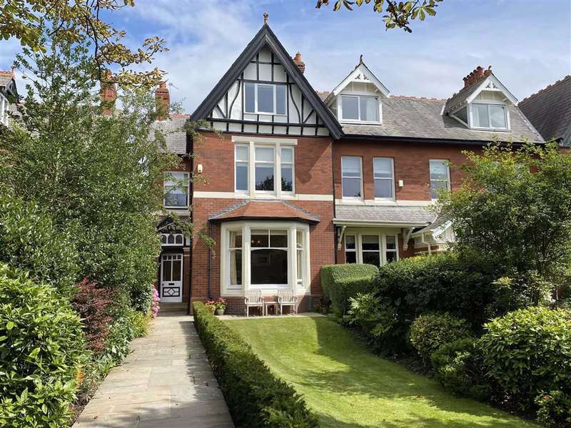6 Bedrooms Semi Detached House for sale in Seafield Road, Lytham