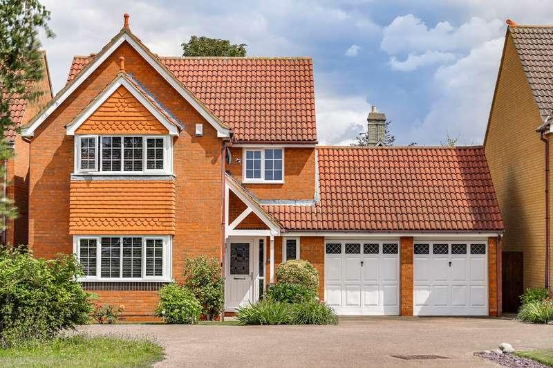 4 Bedrooms Detached House for sale in Elm Way, Melbourn, SG8