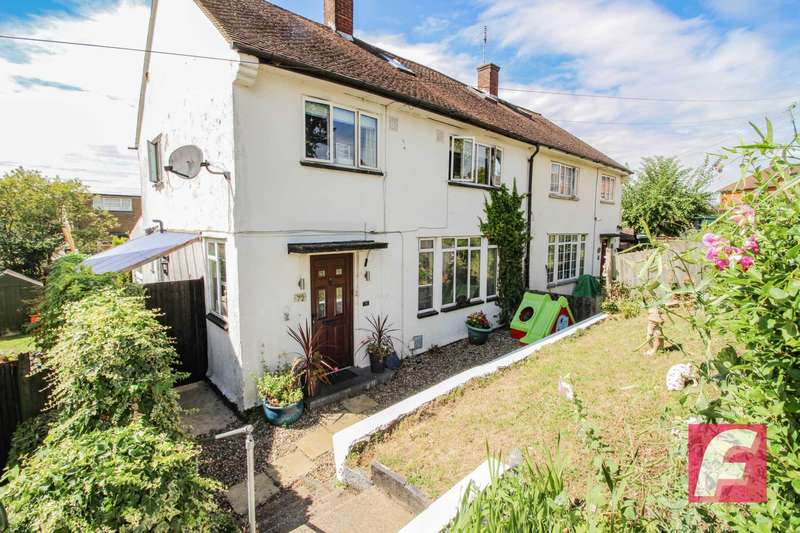 4 Bedrooms Semi Detached House for sale in Blairhead Drive, South Oxhey, WD19