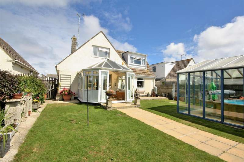 4 Bedrooms Detached House for sale in ANNEX & Swimming Pool, Portland