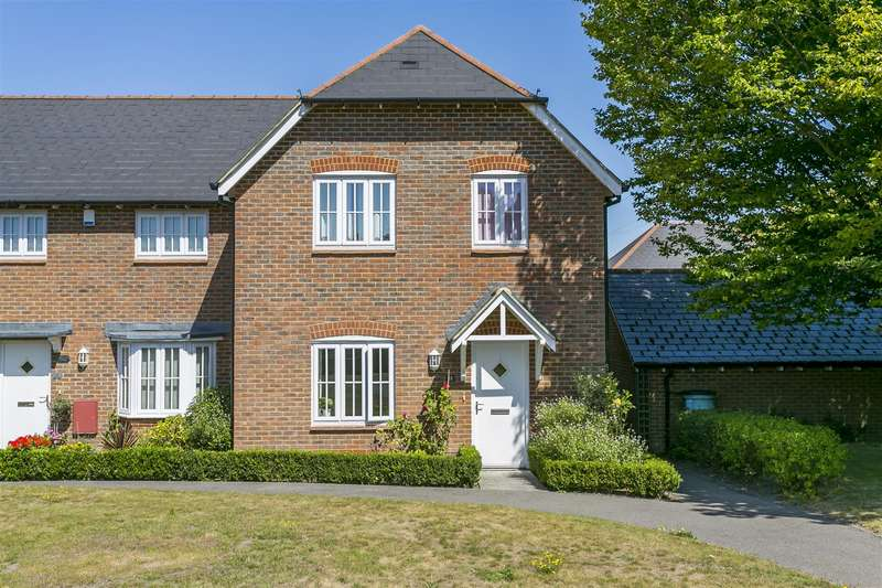 3 Bedrooms House for sale in Vigor Close, East Malling, Kent