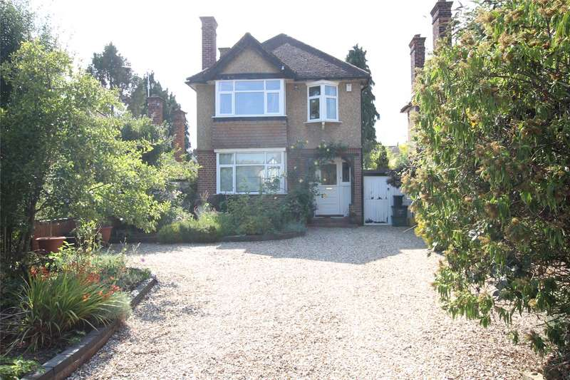 4 Bedrooms Detached House for sale in Watford Road, Chiswell Green, St Albans, Hertfordshire, AL2