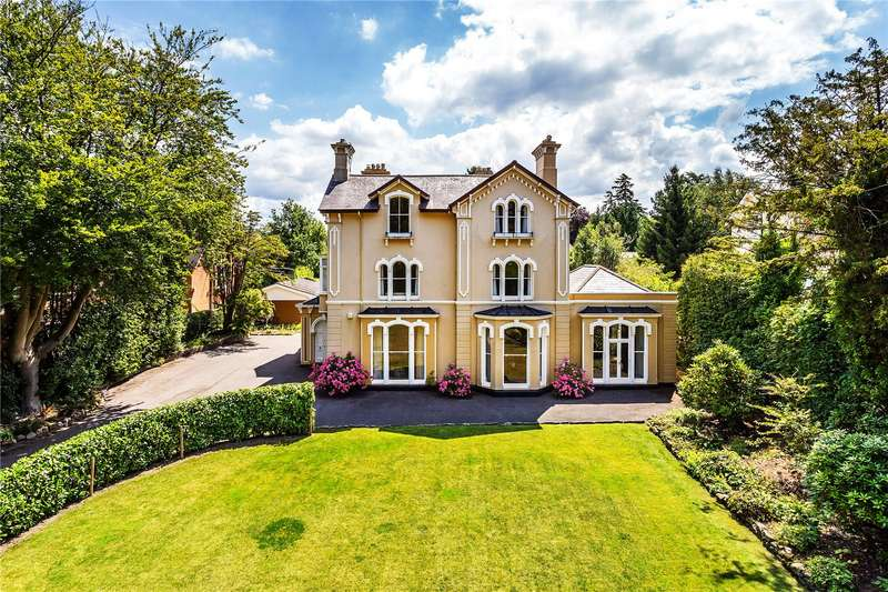 7 Bedrooms Detached House for sale in Broadwater Down, Tunbridge Wells, Kent, TN2