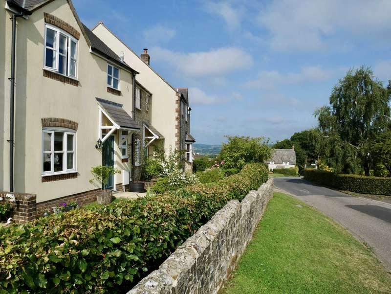 3 Bedrooms Terraced House for sale in Cornmill Cottages, Hawkchurch, Devon