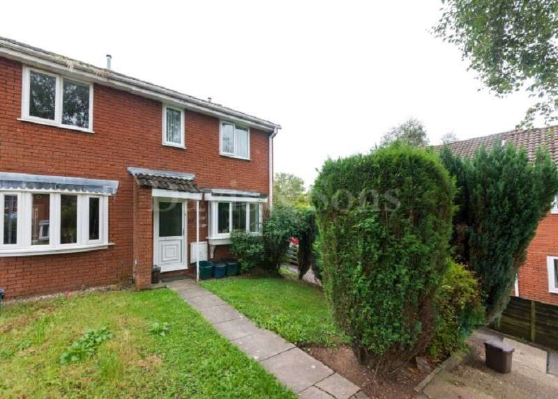 3 Bedrooms Terraced House for rent in Cwm-dylan Close, Bassaleg, Newport. NP10 8JR