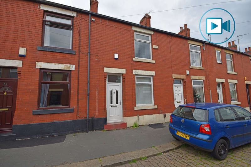 2 Bedrooms Terraced House for rent in Melville Street, Castleton