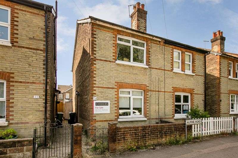 2 Bedrooms Property for sale in Alpine Road, REDHILL