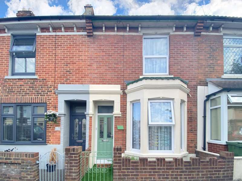 2 Bedrooms House for sale in Knox Road, Portsmouth, Hampshire, PO2