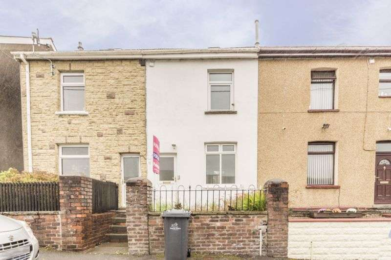 2 Bedrooms Property for sale in Oakfield Terrace, Ebbw Vale