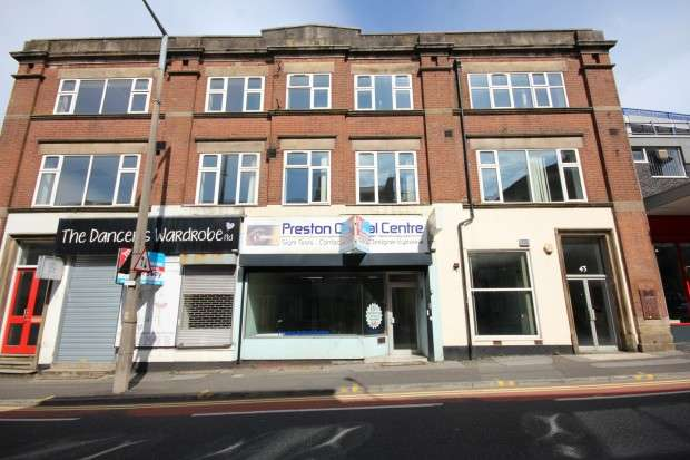 Retail Roperty (out Of Town) Commercial for rent in Lune Street, Preston, PR1