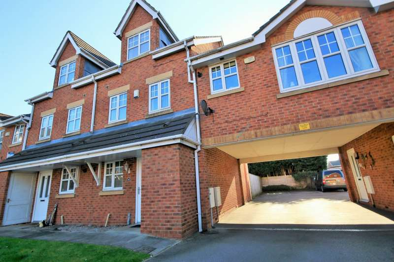 3 Bedrooms Mews House for sale in Campbell Street, Pemberton, Wigan, WN5 9HT