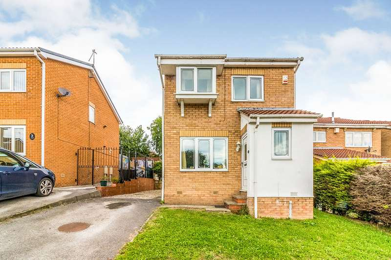 3 Bedrooms Detached House for sale in Dowland Avenue, High Green, S35