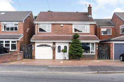 4 Bedrooms Detached House for sale in Leicester Road, Failsworth, Greater Manchester, Manchester