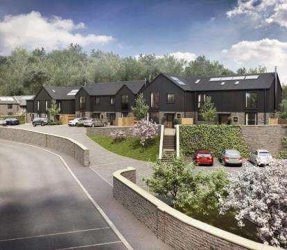 4 Bedrooms Semi Detached House for sale in Court Farm, All Saints Lane