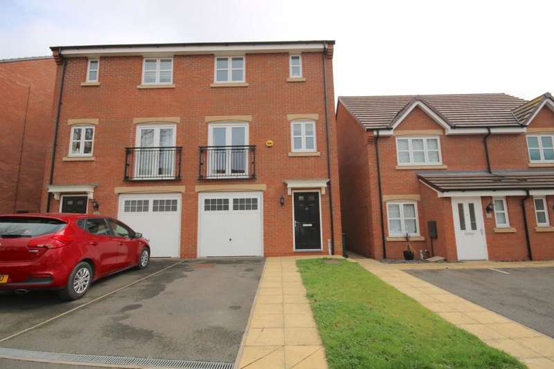 5 Bedrooms Semi Detached House for rent in Humber Road, Coventry