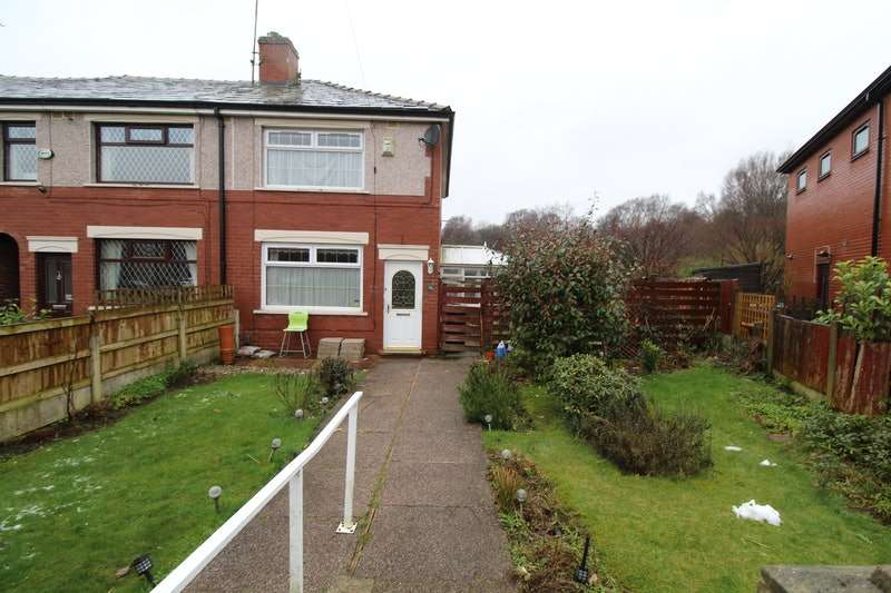 2 Bedrooms Semi Detached House for sale in Park Road, Rochdale, Greater Manchester, OL12
