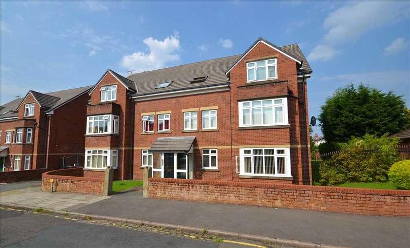 2 Bedrooms Apartment Flat for sale in Belvedere Court, Kensington Road, Chorley