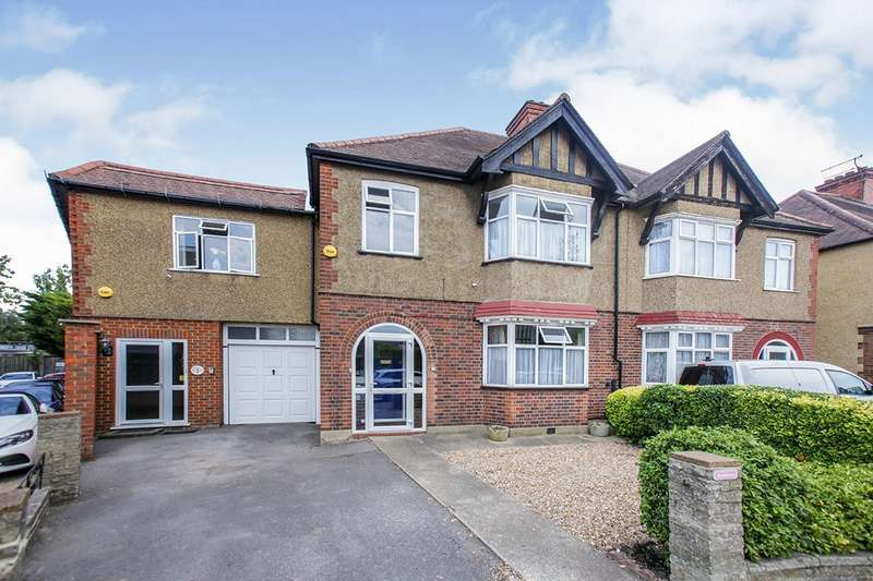 3 Bedrooms House for sale in Senhouse Road, Cheam, Sutton, SM3