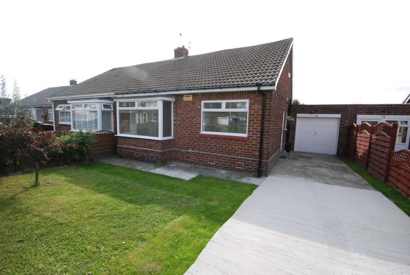 2 Bedrooms Bungalow for sale in Marian Drive, Bill Quay